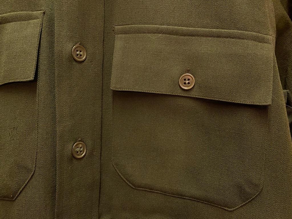 11月4日(水)マグネッツ大阪店Vintage入荷日!! #6 U.S.Army Part1編 M-42 Mackinaw,M-41 FieldJKT,Hi-NeckSweater!!_c0078587_18130546.jpg