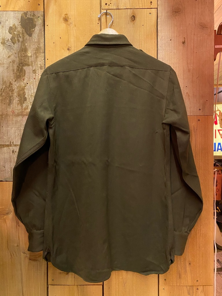 11月4日(水)マグネッツ大阪店Vintage入荷日!! #6 U.S.Army Part1編 M-42 Mackinaw,M-41 FieldJKT,Hi-NeckSweater!!_c0078587_18131045.jpg