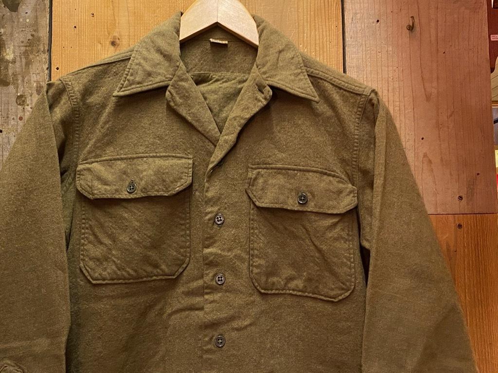 11月4日(水)マグネッツ大阪店Vintage入荷日!! #6 U.S.Army Part1編 M-42 Mackinaw,M-41 FieldJKT,Hi-NeckSweater!!_c0078587_18175084.jpg