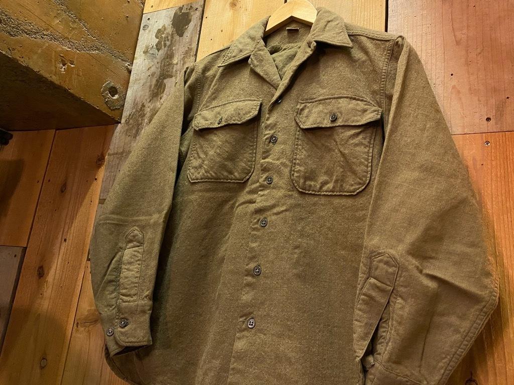11月4日(水)マグネッツ大阪店Vintage入荷日!! #6 U.S.Army Part1編 M-42 Mackinaw,M-41 FieldJKT,Hi-NeckSweater!!_c0078587_18175193.jpg