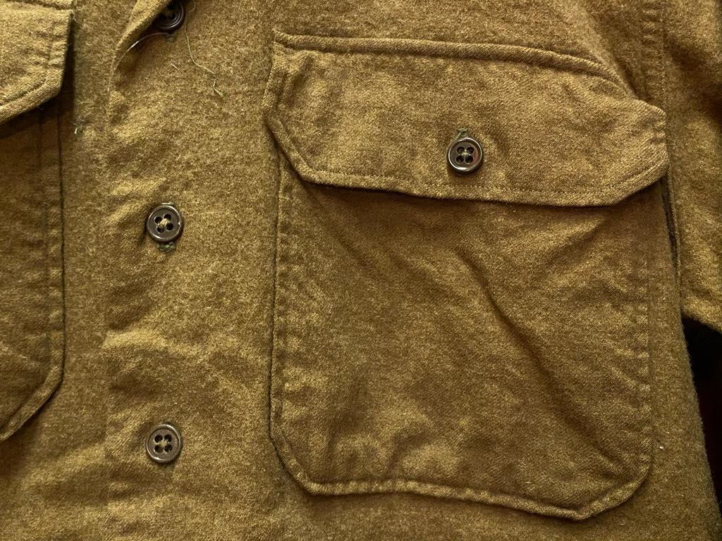 11月4日(水)マグネッツ大阪店Vintage入荷日!! #6 U.S.Army Part1編 M-42 Mackinaw,M-41 FieldJKT,Hi-NeckSweater!!_c0078587_18175657.jpg