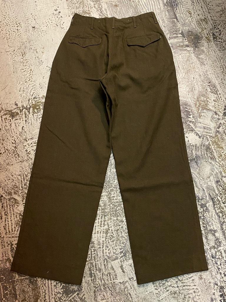 11月4日(水)マグネッツ大阪店Vintage入荷日!! #6 U.S.Army Part1編 M-42 Mackinaw,M-41 FieldJKT,Hi-NeckSweater!!_c0078587_18190451.jpg