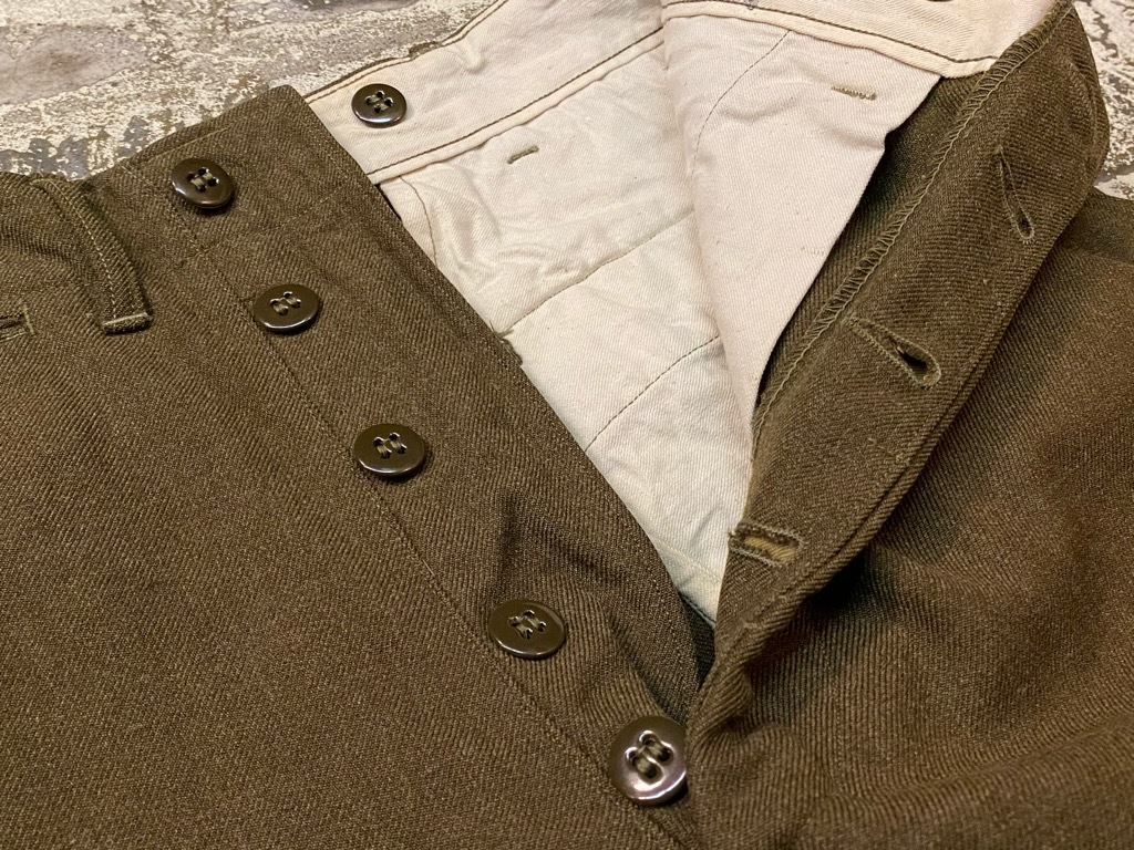 11月4日(水)マグネッツ大阪店Vintage入荷日!! #6 U.S.Army Part1編 M-42 Mackinaw,M-41 FieldJKT,Hi-NeckSweater!!_c0078587_18191076.jpg