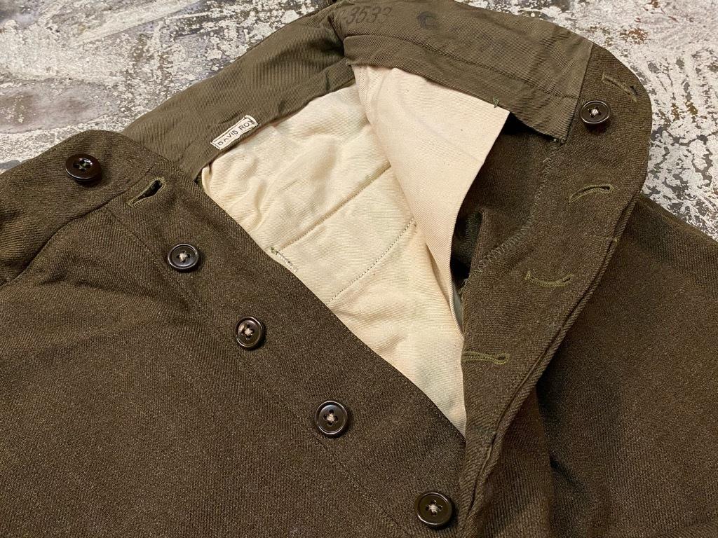 11月4日(水)マグネッツ大阪店Vintage入荷日!! #6 U.S.Army Part1編 M-42 Mackinaw,M-41 FieldJKT,Hi-NeckSweater!!_c0078587_18263839.jpg