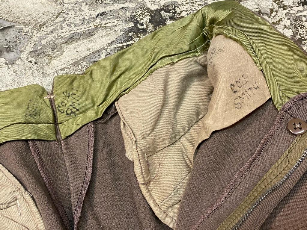 11月4日(水)マグネッツ大阪店Vintage入荷日!! #6 U.S.Army Part1編 M-42 Mackinaw,M-41 FieldJKT,Hi-NeckSweater!!_c0078587_18530215.jpg