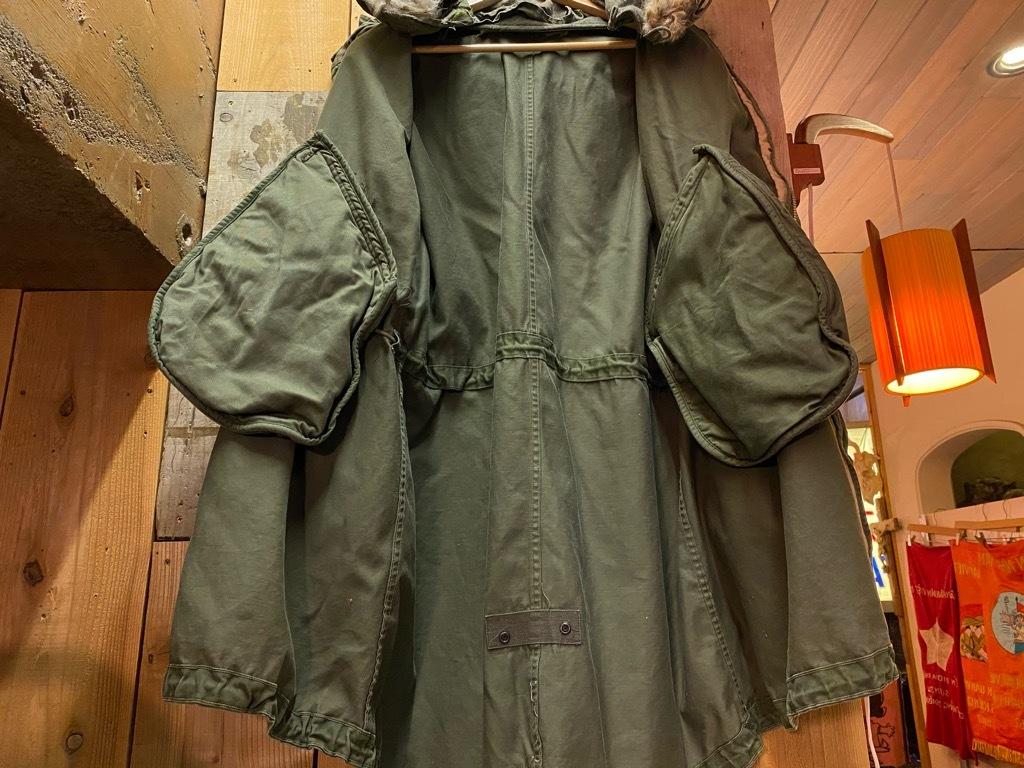 11月4日(水)マグネッツ大阪店Vintage入荷日!! #7 U.S.Army Part2編 M-51 FishtailParka,M-47 MountainParka,M-42 MountainS_c0078587_19030745.jpg