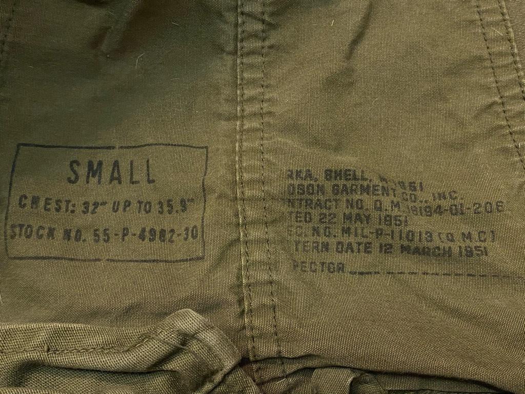 11月4日(水)マグネッツ大阪店Vintage入荷日!! #7 U.S.Army Part2編 M-51 FishtailParka,M-47 MountainParka,M-42 MountainS_c0078587_19031561.jpg