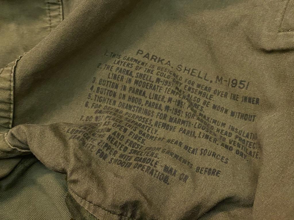 11月4日(水)マグネッツ大阪店Vintage入荷日!! #7 U.S.Army Part2編 M-51 FishtailParka,M-47 MountainParka,M-42 MountainS_c0078587_19031662.jpg