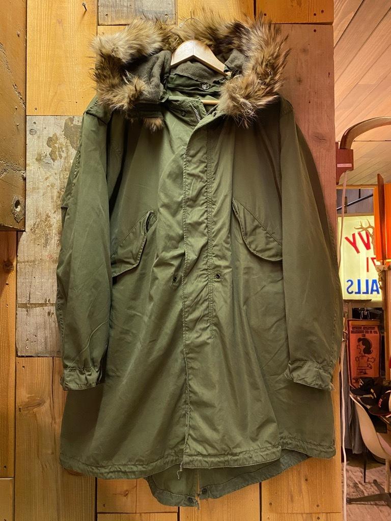 11月4日(水)マグネッツ大阪店Vintage入荷日!! #7 U.S.Army Part2編 M-51 FishtailParka,M-47 MountainParka,M-42 MountainS_c0078587_19500686.jpg