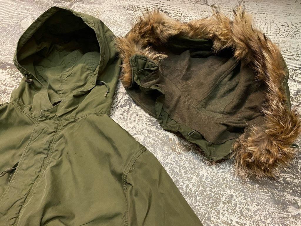 11月4日(水)マグネッツ大阪店Vintage入荷日!! #7 U.S.Army Part2編 M-51 FishtailParka,M-47 MountainParka,M-42 MountainS_c0078587_19501150.jpg