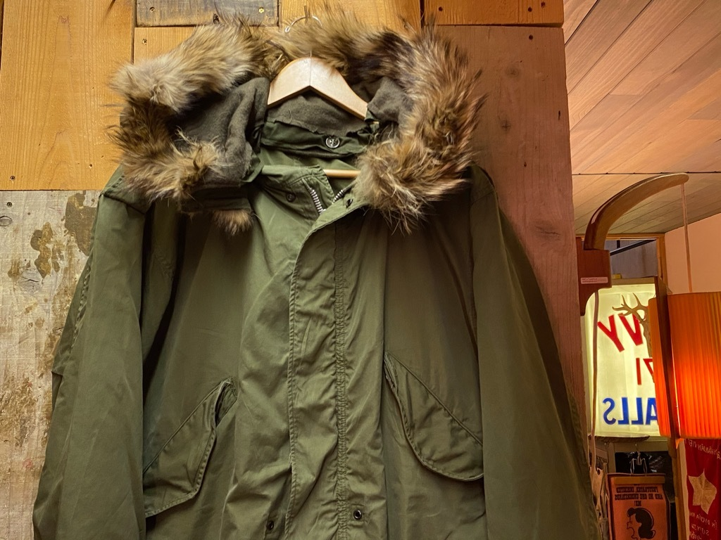 11月4日(水)マグネッツ大阪店Vintage入荷日!! #7 U.S.Army Part2編 M-51 FishtailParka,M-47 MountainParka,M-42 MountainS_c0078587_19503047.jpg