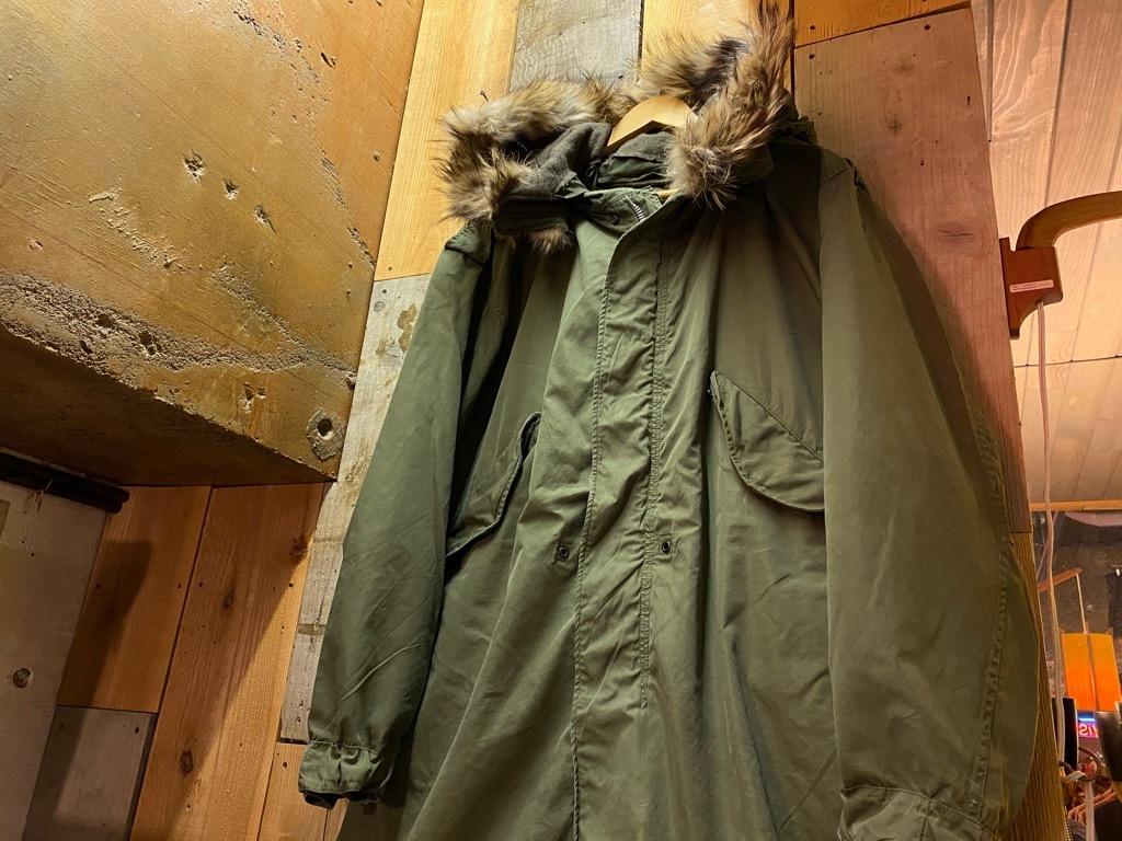11月4日(水)マグネッツ大阪店Vintage入荷日!! #7 U.S.Army Part2編 M-51 FishtailParka,M-47 MountainParka,M-42 MountainS_c0078587_19503647.jpg