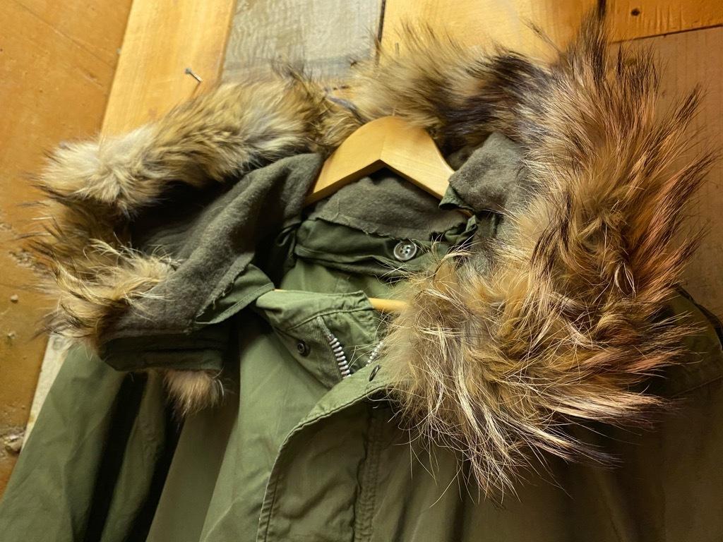 11月4日(水)マグネッツ大阪店Vintage入荷日!! #7 U.S.Army Part2編 M-51 FishtailParka,M-47 MountainParka,M-42 MountainS_c0078587_19503931.jpg