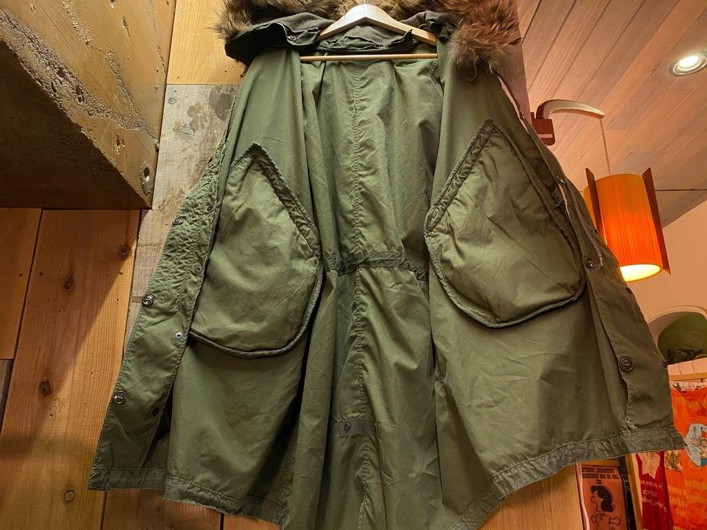 11月4日(水)マグネッツ大阪店Vintage入荷日!! #7 U.S.Army Part2編 M-51 FishtailParka,M-47 MountainParka,M-42 MountainS_c0078587_19510093.jpg