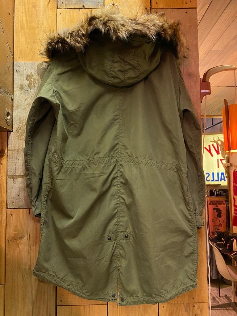 11月4日(水)マグネッツ大阪店Vintage入荷日!! #7 U.S.Army Part2編 M-51 FishtailParka,M-47 MountainParka,M-42 MountainS_c0078587_19510367.jpg