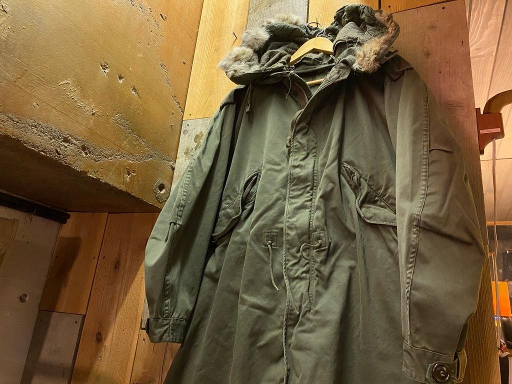 11月4日(水)マグネッツ大阪店Vintage入荷日!! #7 U.S.Army Part2編 M-51 FishtailParka,M-47 MountainParka,M-42 MountainS_c0078587_20010863.jpg