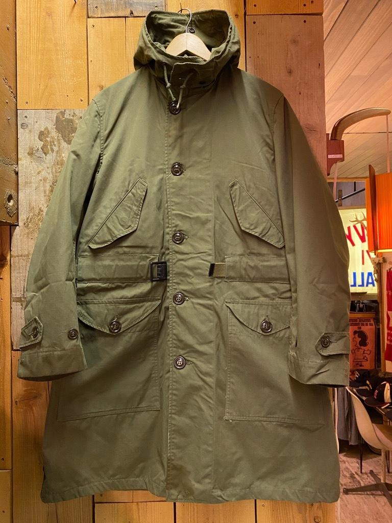 11月4日(水)マグネッツ大阪店Vintage入荷日!! #7 U.S.Army Part2編 M-51 FishtailParka,M-47 MountainParka,M-42 MountainS_c0078587_20063042.jpg