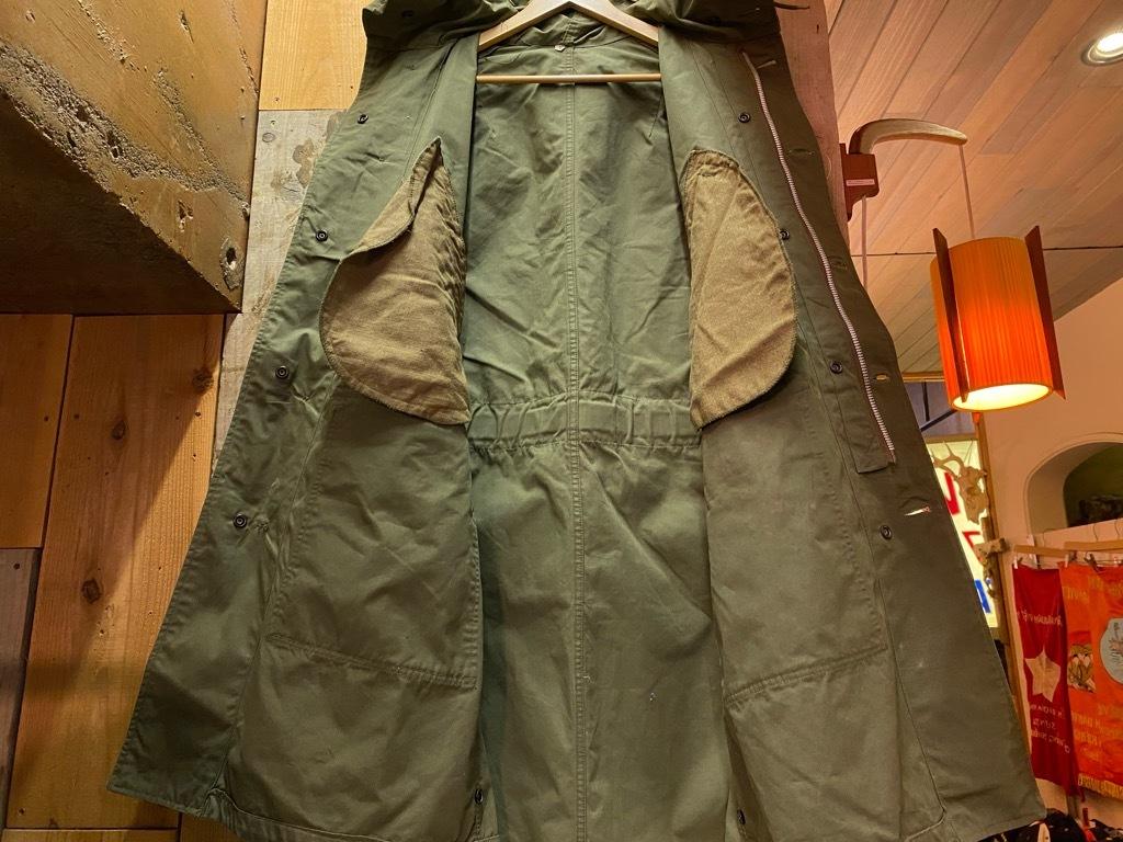 11月4日(水)マグネッツ大阪店Vintage入荷日!! #7 U.S.Army Part2編 M-51 FishtailParka,M-47 MountainParka,M-42 MountainS_c0078587_20070470.jpg