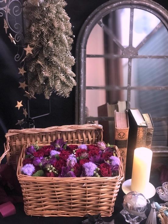 Petit Pas -panier-  Noël Panier  プチパ・パニエ 【ノエル・パニエ】 受付中〜♪_a0157813_16393247.jpg