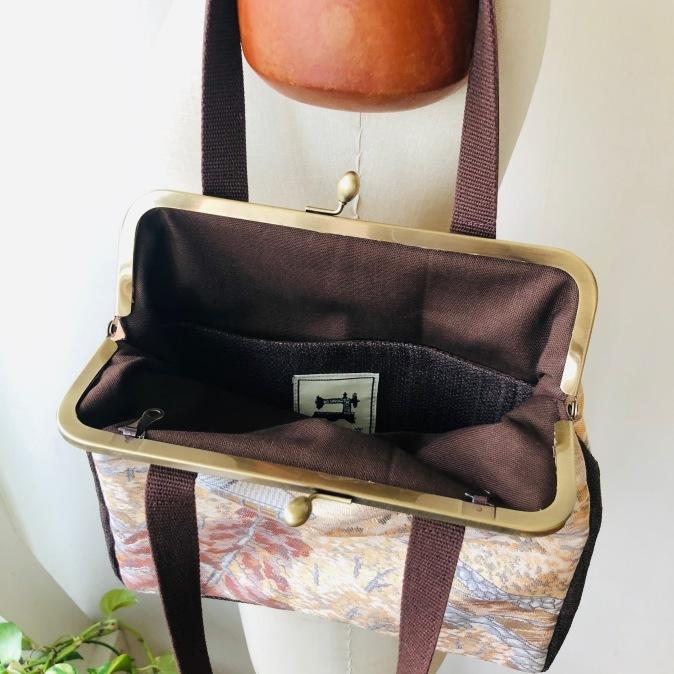 着物リメイク・帯からbagにリメイク_d0127925_16114568.jpg