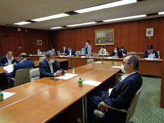 9月29日(火) 看護議員連盟懇談会を開催_d0225737_18143639.jpg