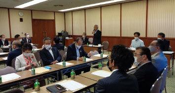 10月1日(木) 土地問題対策議員連盟総会を開催_d0225737_18180236.jpg