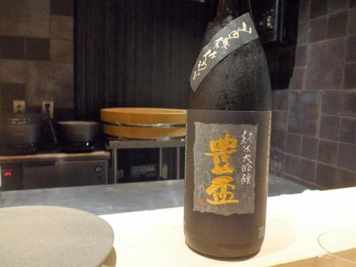 渋谷「熟成鮨 万」へ行く。_f0232060_11393524.jpg