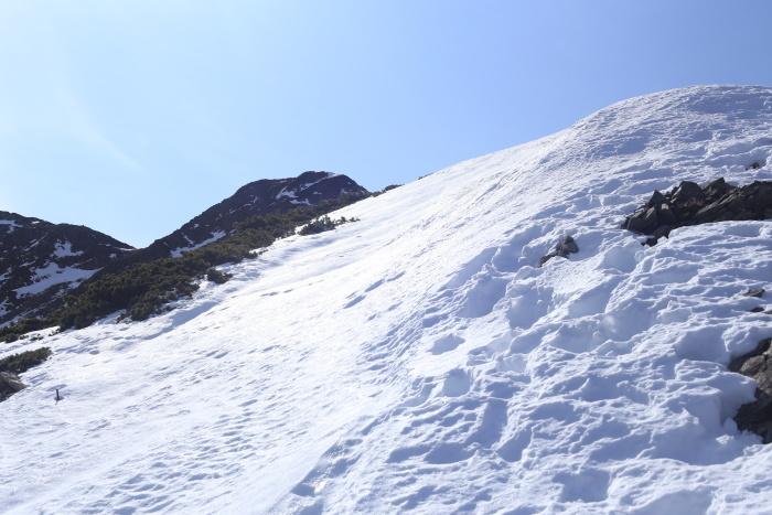仙丈ヶ岳 201031-1101 大好きな山 2日目_e0338862_19250726.jpg