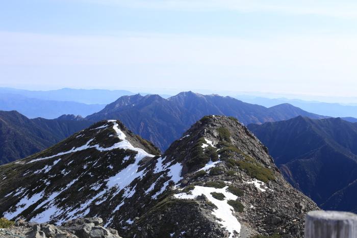 仙丈ヶ岳 201031-1101 大好きな山 2日目_e0338862_19270989.jpg