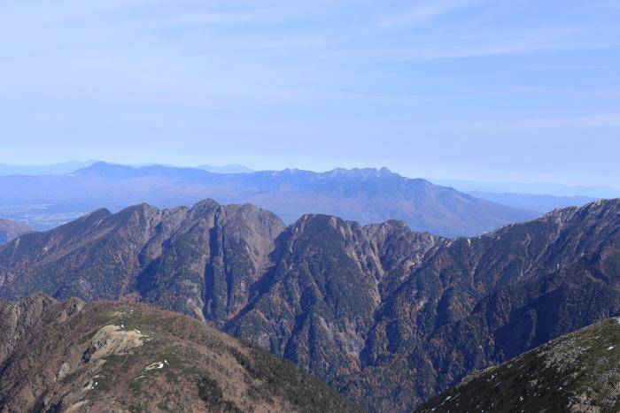 仙丈ヶ岳 201031-1101 大好きな山 2日目_e0338862_19274284.jpg