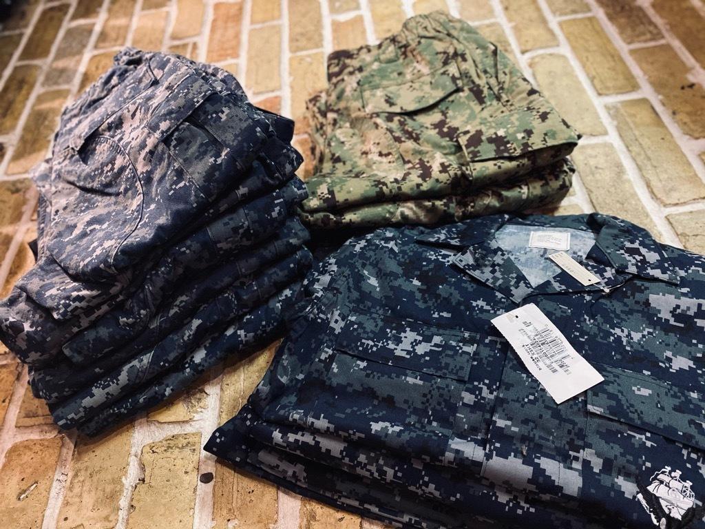 マグネッツ神戸店 Modern Military入荷! #2 NWU TypeⅠ,Ⅲ Black357 Jacket!!!_c0078587_17011757.jpg