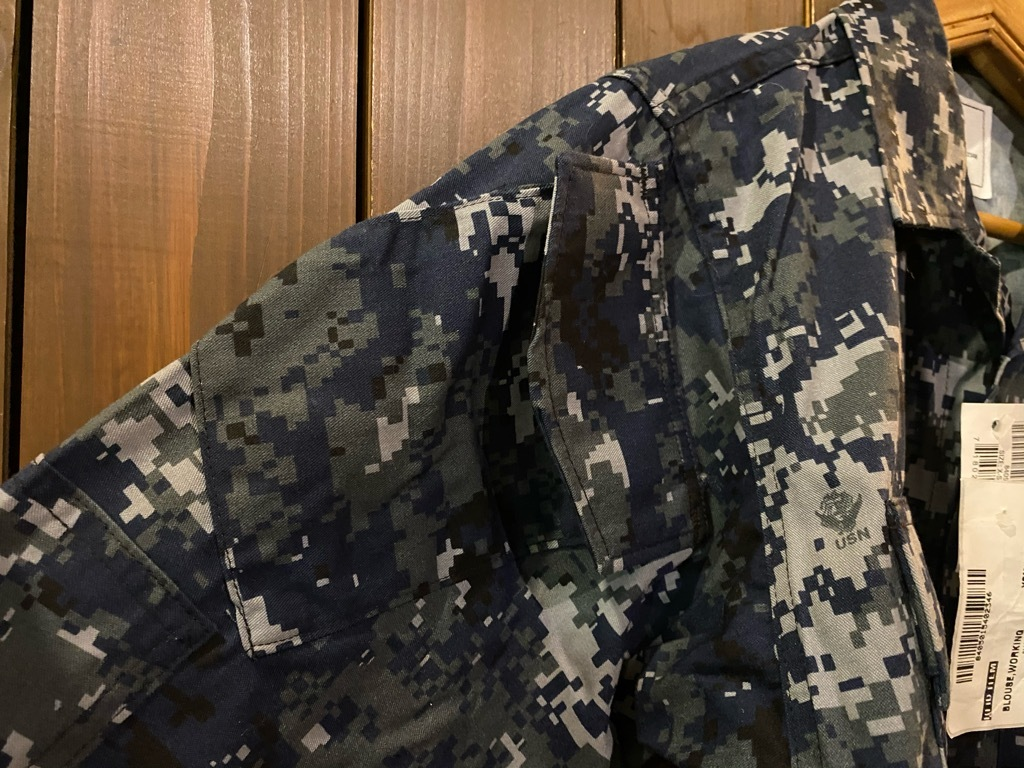 マグネッツ神戸店 Modern Military入荷! #2 NWU TypeⅠ,Ⅲ Black357 Jacket!!!_c0078587_17033811.jpg