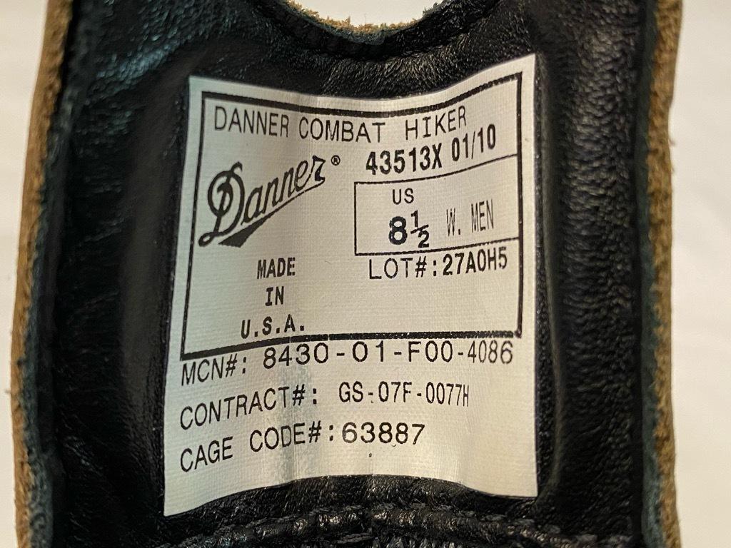 11月7日(土)マグネッツ大阪店モダンミリタリー入荷日!! #2 Boots編!Danner Combat Hiker &Comat Boots!!_c0078587_18081919.jpg