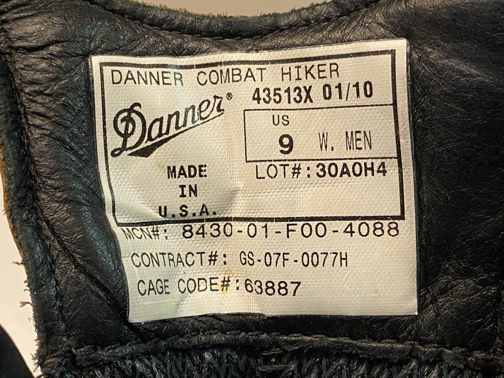 11月7日(土)マグネッツ大阪店モダンミリタリー入荷日!! #2 Boots編!Danner Combat Hiker &Comat Boots!!_c0078587_18100469.jpg