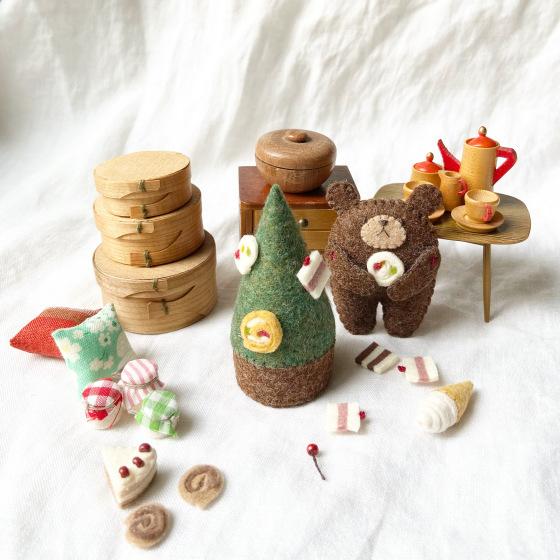 フェルトでクリスマス準備。_a0340921_18103272.jpeg