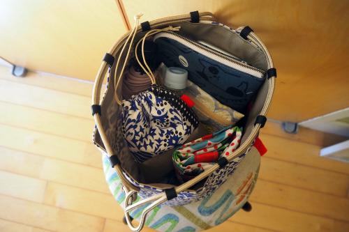 新作「kinchaku bag」できました_e0243765_17440095.jpg