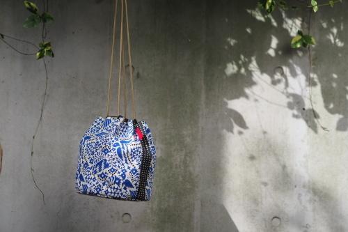 新作「kinchaku bag」できました_e0243765_17444220.jpg