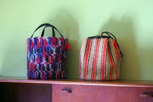 新作「kinchaku bag」できました_e0243765_17460888.jpg