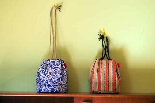 新作「kinchaku bag」できました_e0243765_17462608.jpg