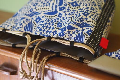 新作「kinchaku bag」できました_e0243765_17471102.jpg