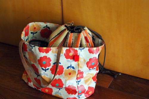新作「kinchaku bag」できました_e0243765_18460926.jpg