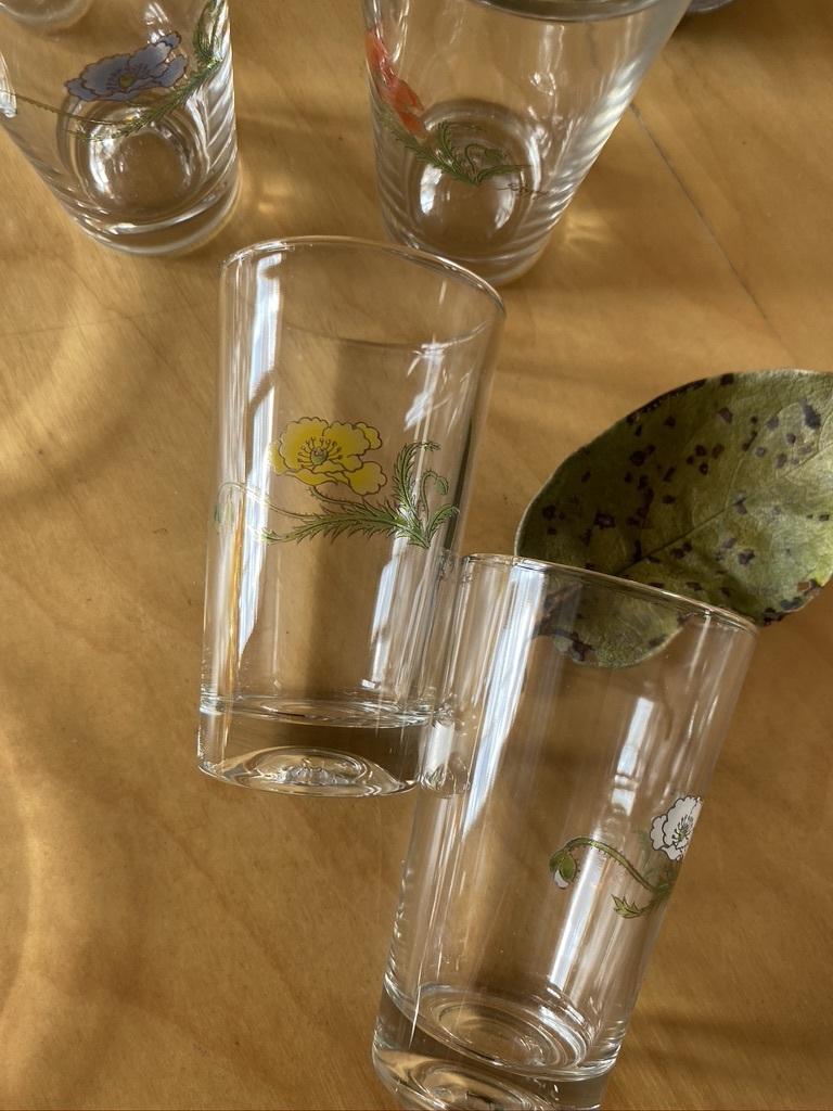 レトロなガラス小物 & 手作りお弁当_c0334574_17193339.jpeg