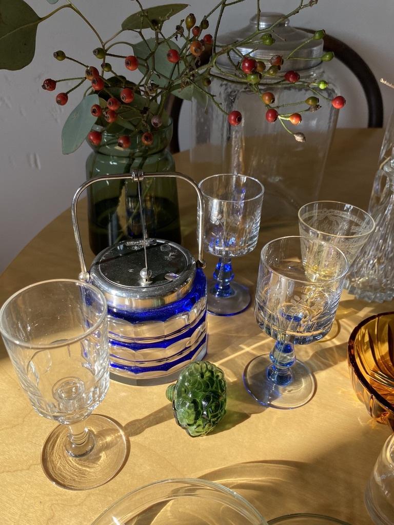レトロなガラス小物 & 手作りお弁当_c0334574_19234148.jpeg