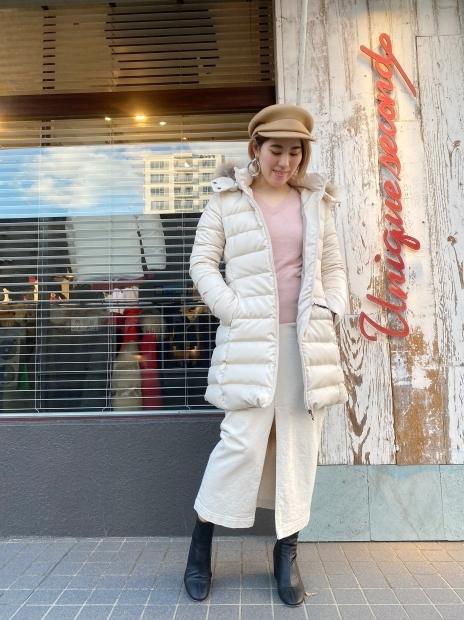 冬支度の時期ですね♪「TATRAS タトラス」の人気ダウン「LAVIANA」入荷です。_c0204280_17340024.jpg