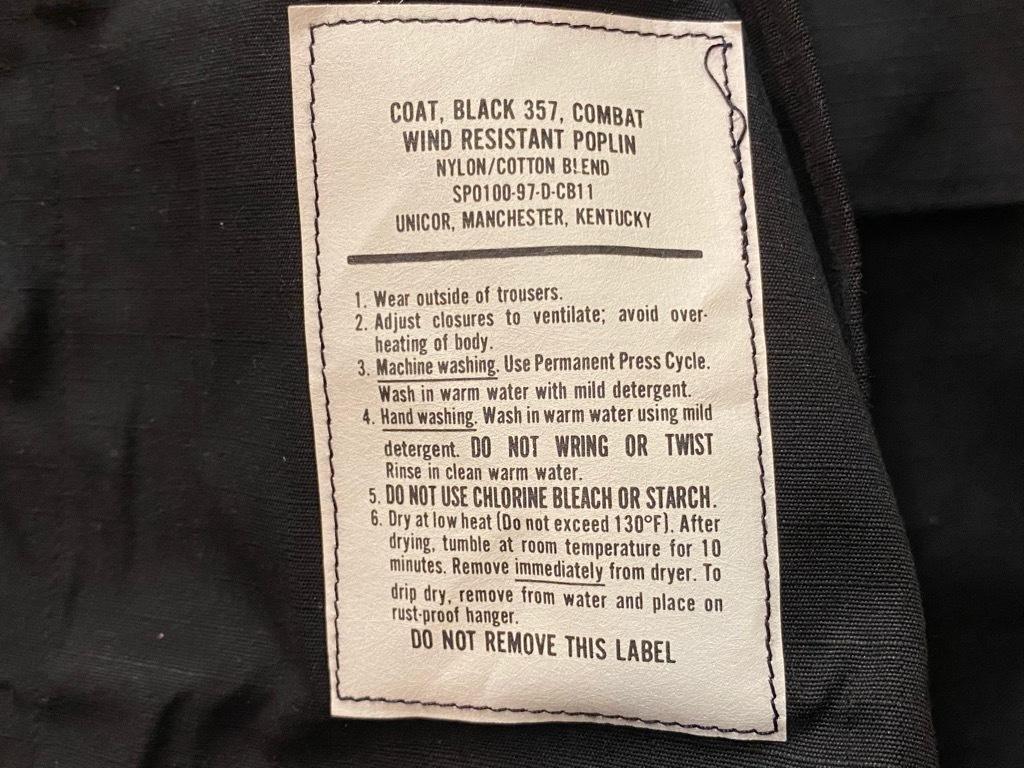 """11月7日(土)マグネッツ大阪店モダンミリタリー入荷日!! #3 NOS 1997\'s U.S.Special Force \""""Black357\"""" BDU JKT!!_c0078587_13181018.jpg"""