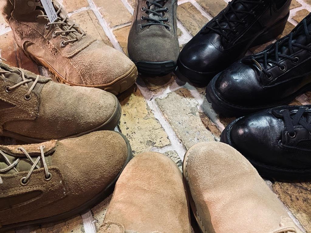 マグネッツ神戸店 Modern Military入荷! #4 US.Military Boots!!!_c0078587_16583835.jpg