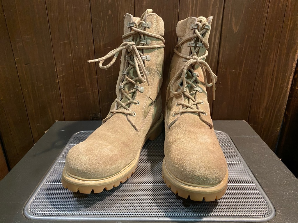 マグネッツ神戸店 Modern Military入荷! #4 US.Military Boots!!!_c0078587_17063403.jpg
