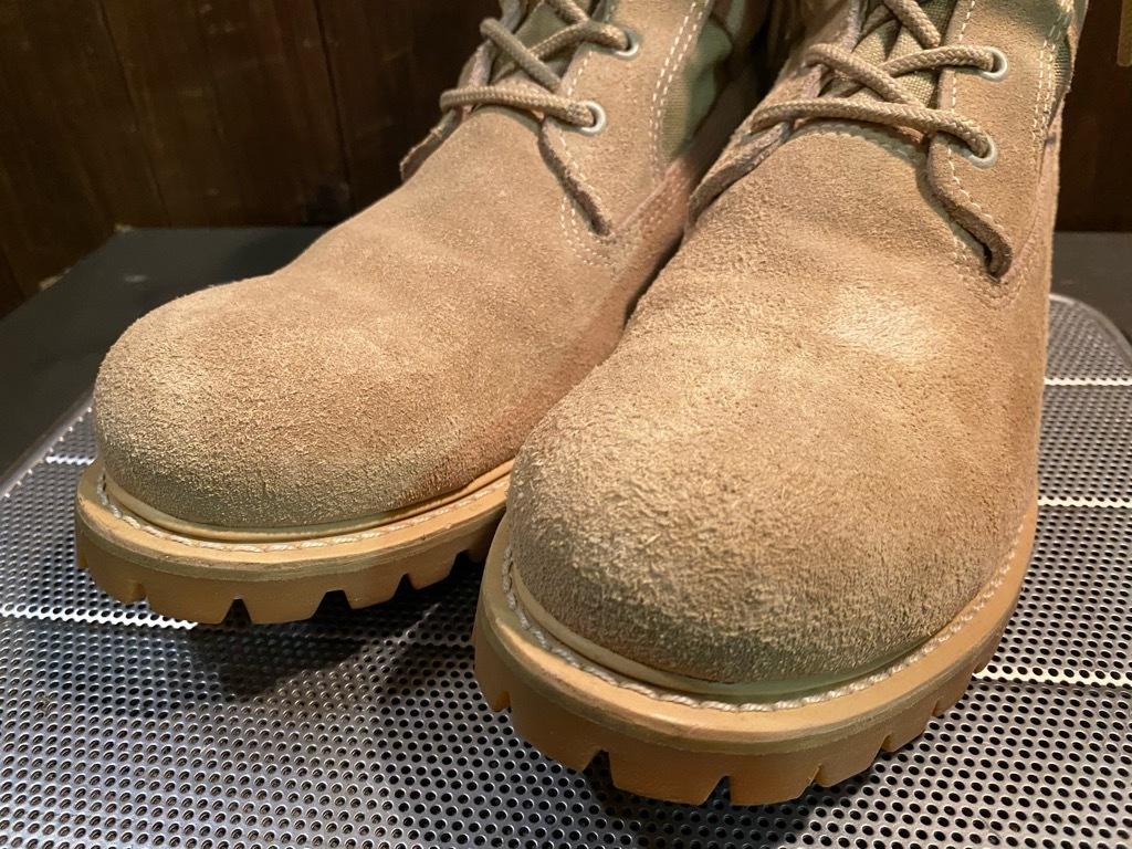 マグネッツ神戸店 Modern Military入荷! #4 US.Military Boots!!!_c0078587_17063427.jpg