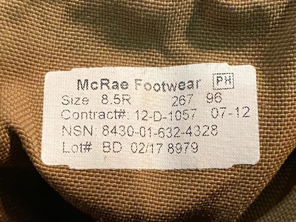 マグネッツ神戸店 Modern Military入荷! #4 US.Military Boots!!!_c0078587_17074023.jpg