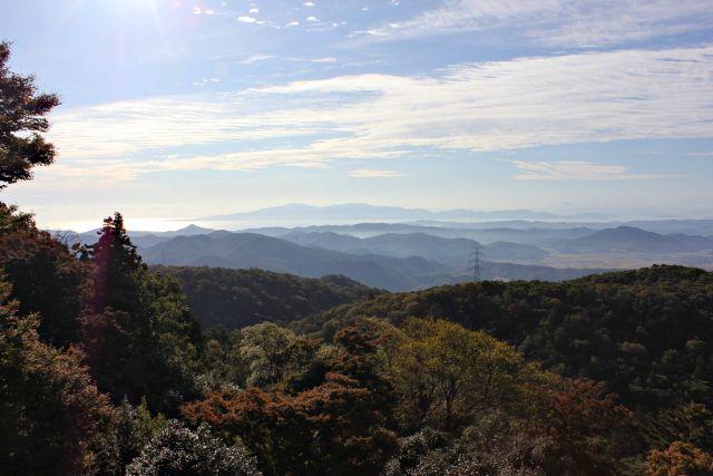 熊山 竜の岩から反射板コースを登る!の巻_f0325295_17103921.jpg